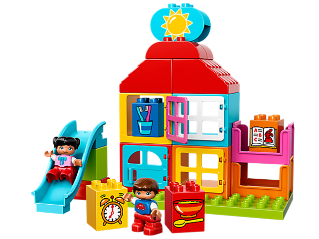Lego my first play house