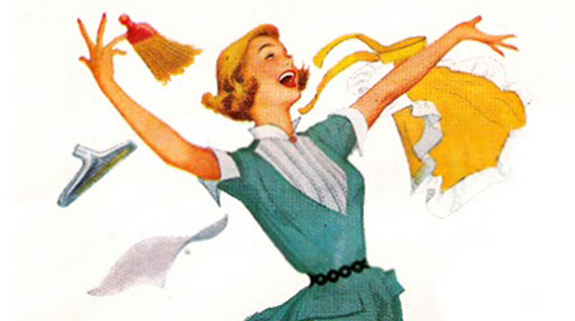 On My Mind: I'm a Housewife Who Gets a Salary for Household Chores