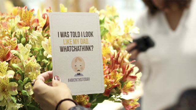 These Cards Are the Perfect Instagram-Buddy for Every New Mom