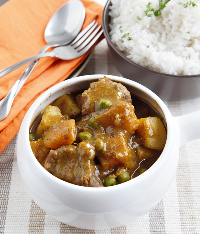 spiced beef stew