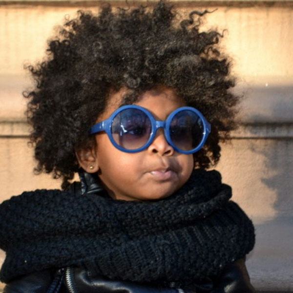 This Two-Year-Old Tot Is Your Next Style Icon