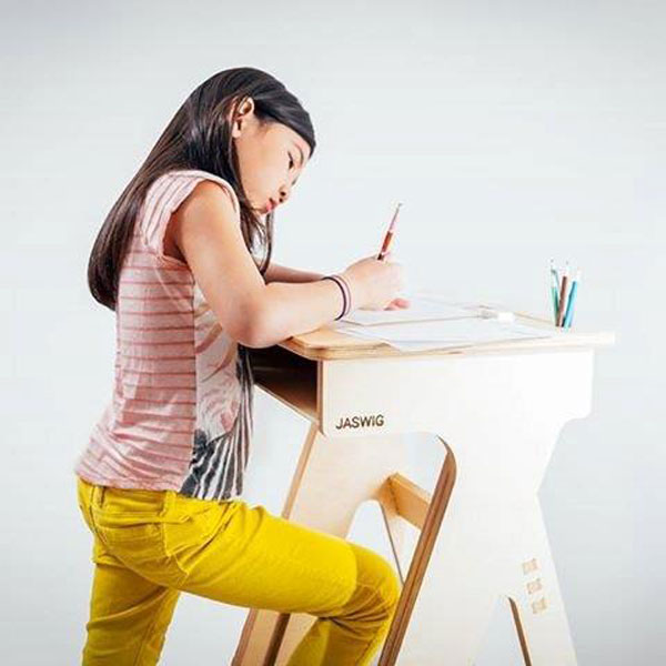 Would You Buy Your Kid A Standing Desk?