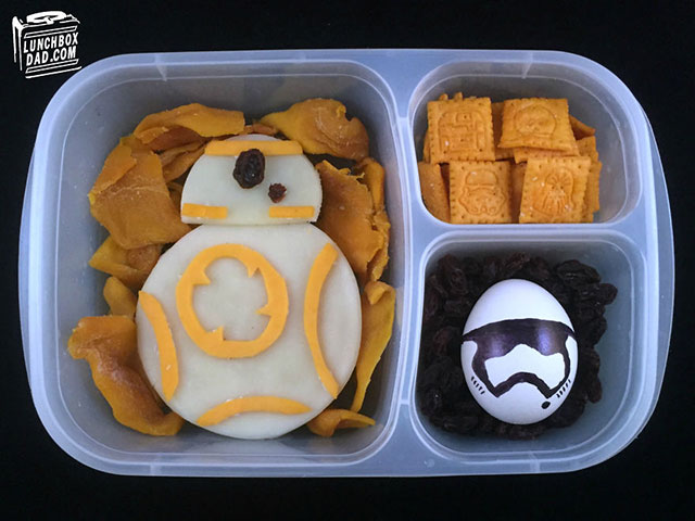 Star Wars LunchboxDad2