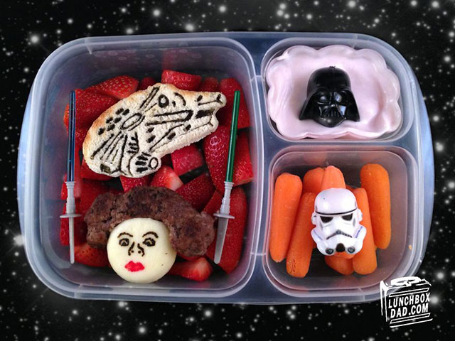 Star Wars LunchboxDad3