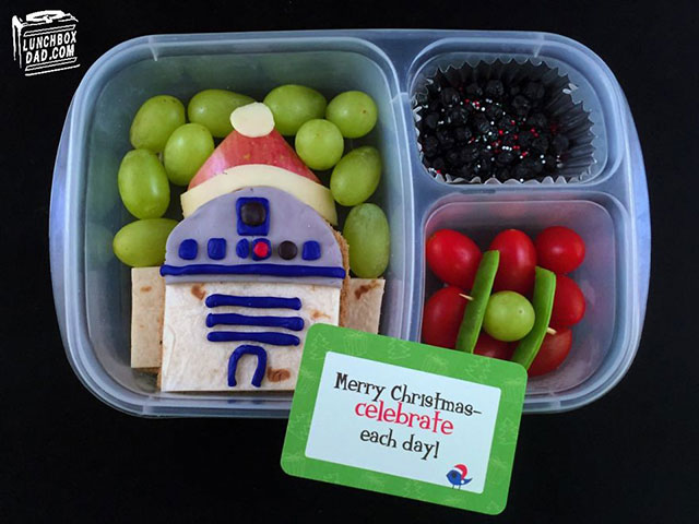 Star Wars LunchboxDadXMAS