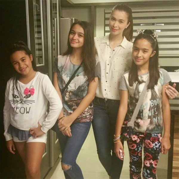 Top of the Morning: Single Mom Sunshine Cruz's Daughters Want Her to Start Dating