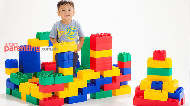 Life-sized Building Blocks? Yes, Please!