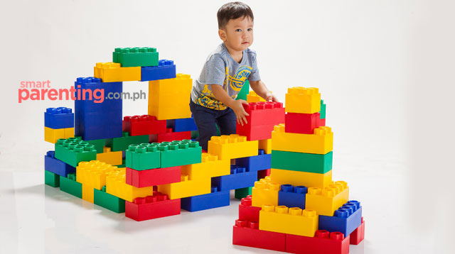 supersized building blocks