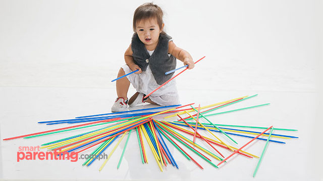 supersized pick-up sticks