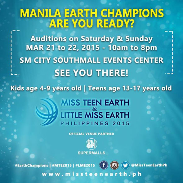 Little Miss Earth poster