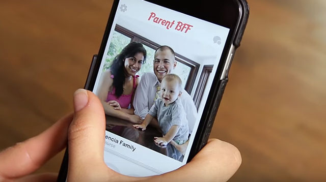 WATCH: What Tinder for Parents Could Be Like