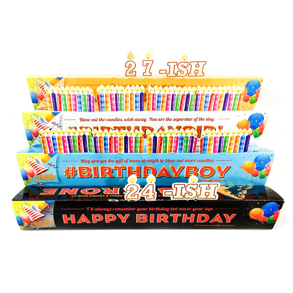 Give the Perfect Birthday Gift With A Personalized Toblerone Bar