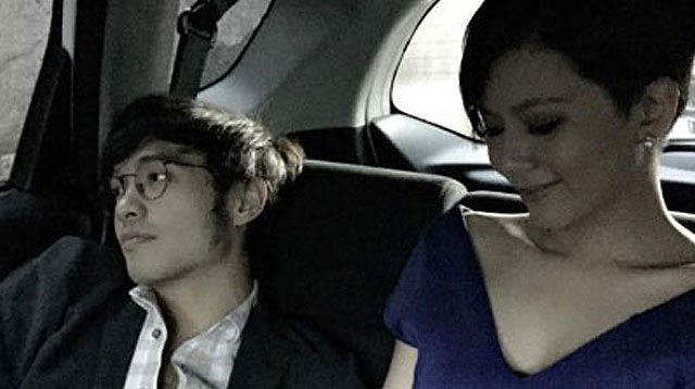 Top of the Morning: Kean Cipriano and Chynna Ortaleza are Married!