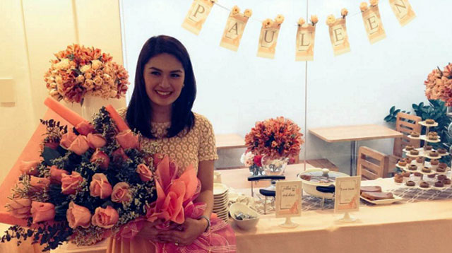 Top of the Morning: Look: Pauleen Luna's Bridal Shower