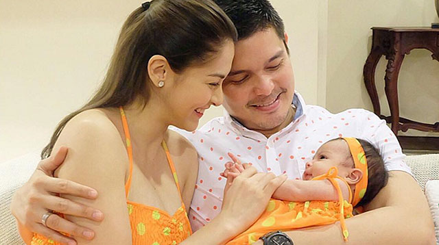 Top of the Morning: Baby Zia's Baptism Set in February