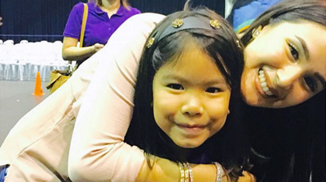 Top of the Morning: What Did the Note of Senator Chiz's Daughter to Heart Evangelista Say?