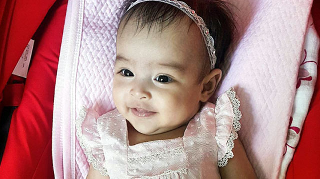 Top of the Morning: In Photos: Baby Letizia's Christening