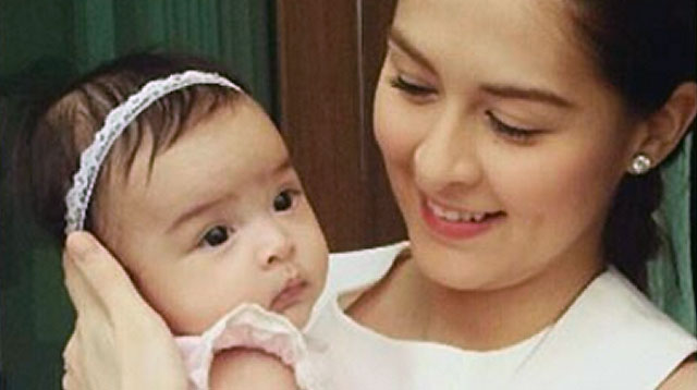 Top of the Morning: Marian Rivera Back To Work But Baby Zia Still Her Priority