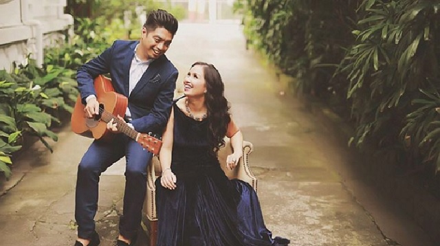 Top of the Morning: Nyoy Volante and Mikkie Bradshaw are Married!