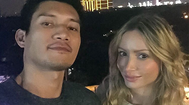 Top of the Morning: James Yap and Italian Girlfriend Expecting First Baby