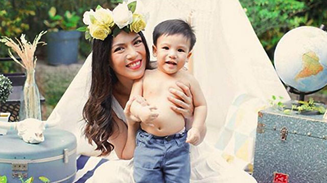 Top of the Morning: Look! Ciara Sotto's Son Celebrates First Birthday!