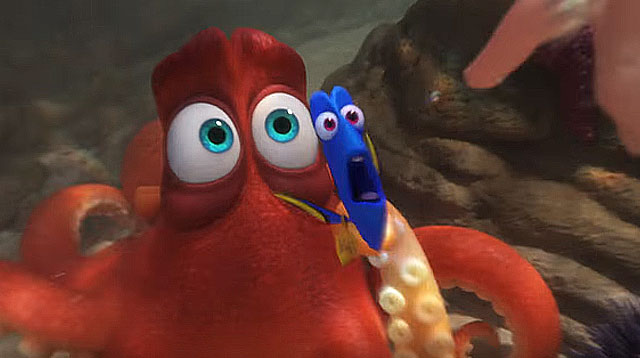 Top of the Morning: Watch the New Finding Dory Trailer Now!