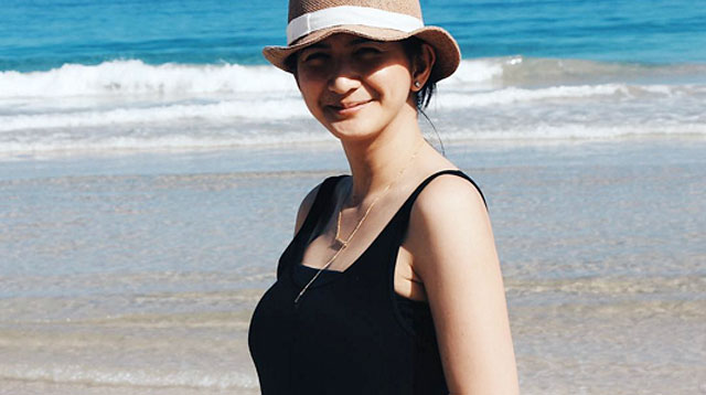 Top of the Morning: Rica Peralejo Focuses on Healing After Miscarriage