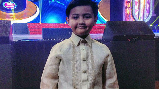 Top of the Morning: Alonzo Muhlach Bags Top Honors In School
