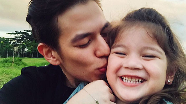 Top of the Morning: What did Jake Ejercito Say on Being the Dad to Andi Eigenmann's Daughter Ellie?