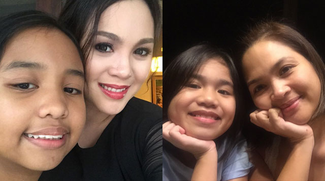 Top of the Morning: Claudine Barretto Pleads for People to Stop Comparing Her Daughter with Judy Ann's