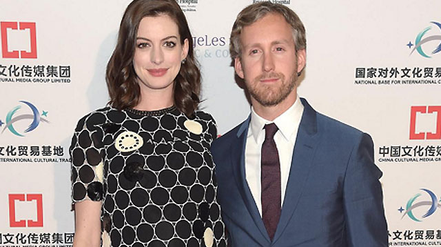 Top of the Morning: Anne Hathaway Is Now a Mom!