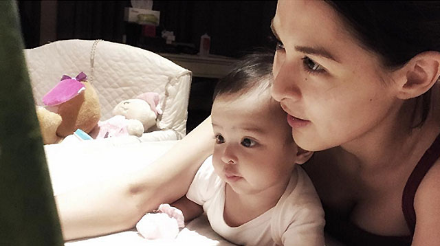 Top of the Morning: Will Baby Zia's Live TV Debut be on Mom Marian's New Talk Show?