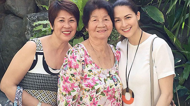 Top of the Morning: Baby Zia Makes Four Generations of Riveras!