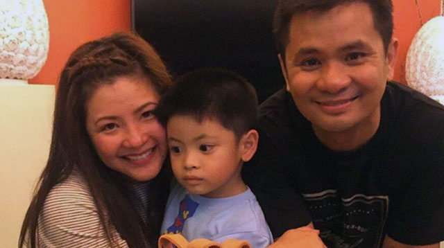 Top of the Morning: Regine Velasquez Shares Sweet Moment With Son Nate