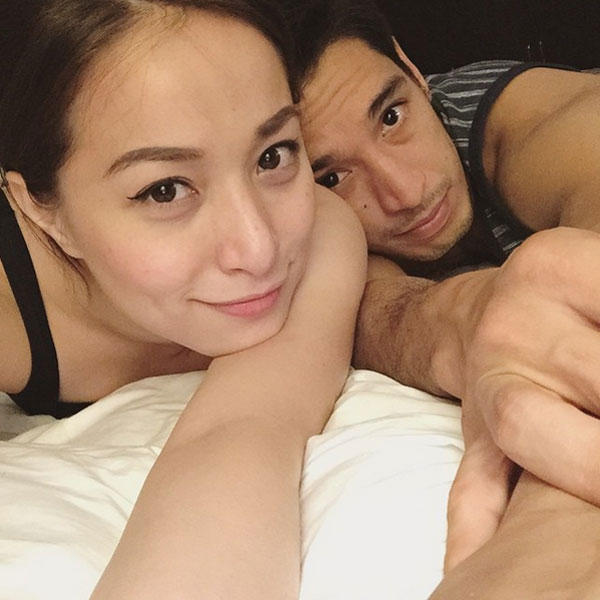 Top of the Morning: Cristine Reyes and Ali Khatibi are Engaged!