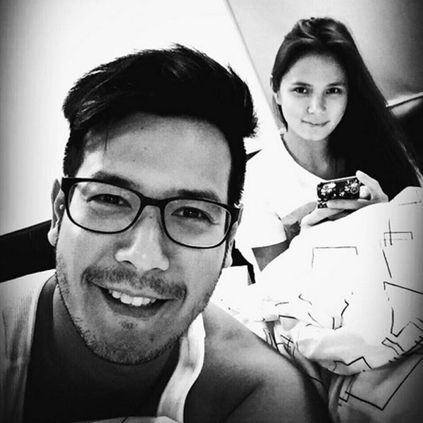 Top of the Morning:John Prats and Isabel Oli are Expecting Their First Child