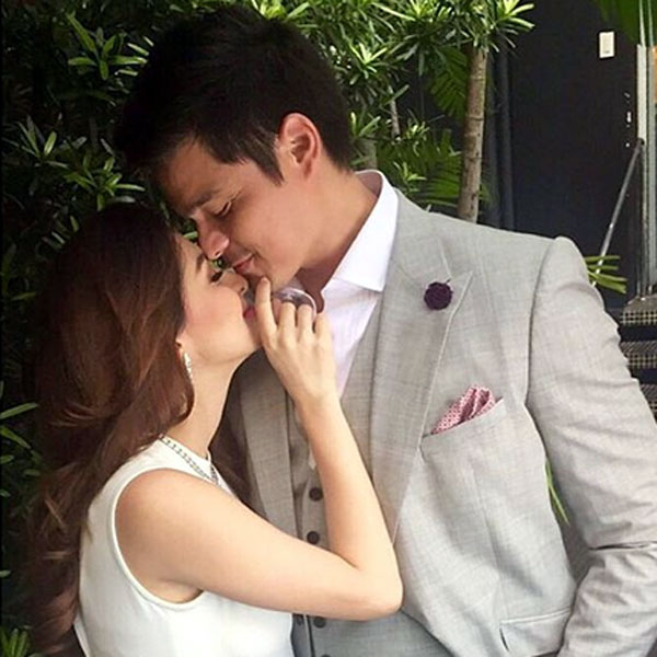 Top of the Morning: Marian Rivera Preps for Her Baby Shower