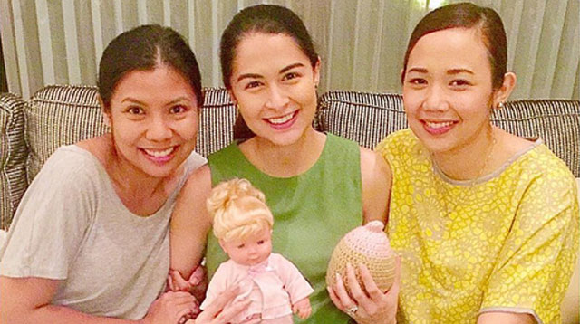 Top of the Morning: Marian Rivera Gets Breastfeeding Counseling