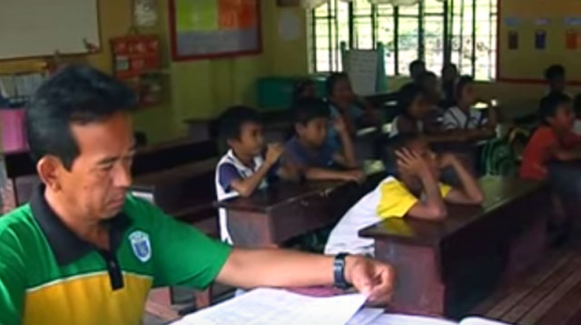 Top of the Morning: Filipino School Head Hailed as Asia's Finest Teacher