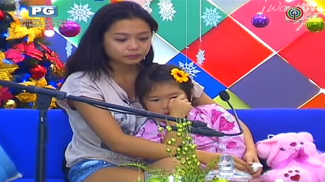 Top of The Morning: Housemate's Daughter Leaves PBB House