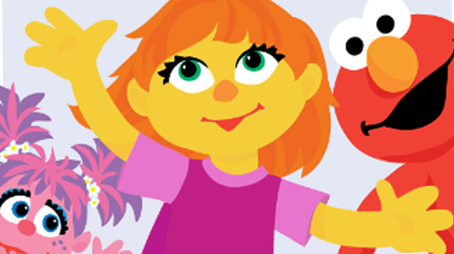 Top of the Morning: Sesame Street Introduces New Muppet