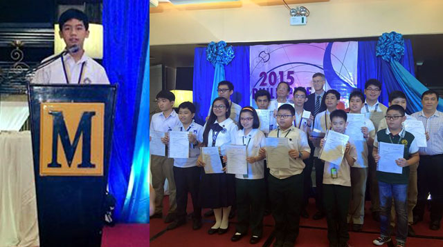 Top of the Morning: Pinoy Student Gets Perfect Score in Australian Math Contest