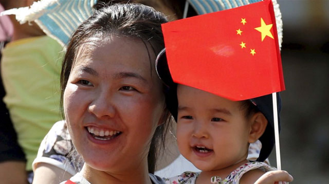 Top of the Morning: China Abandons One-Child Policy