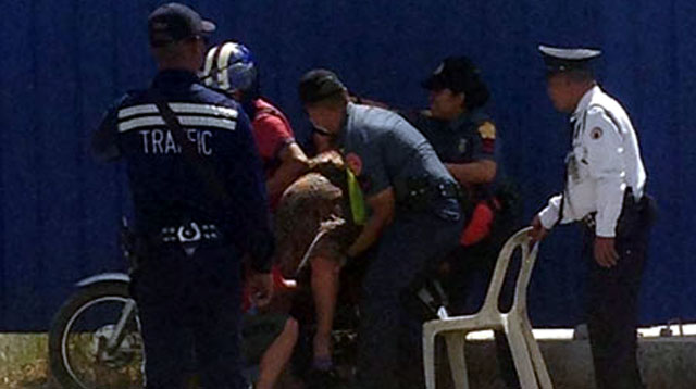 Top of the Morning: Woman Gives Birth on Sidewalk Amidst APEC's Heavy Traffic