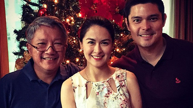 Top of the Morning: Dingdong Dantes and Marian Rivera Already Planning Baby Zia's Christening