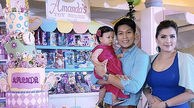 Top of the Morning: Ara Mina and Patrick Meneses Settle Differences For Daughter Amanda's 1st Birthday