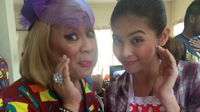 Top of the Morning: Lola Nidora Shares Parenting Wisdom at the #AlDubEBTamangPanahon