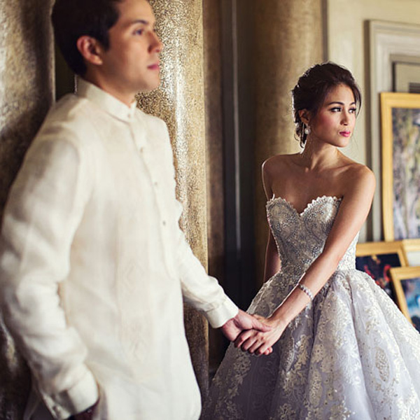 Top of the Morning: Official Prenup Photos of Toni & Paul Released