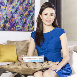 My Favorite Books: What's on Tootsy Angara's Bookshelves