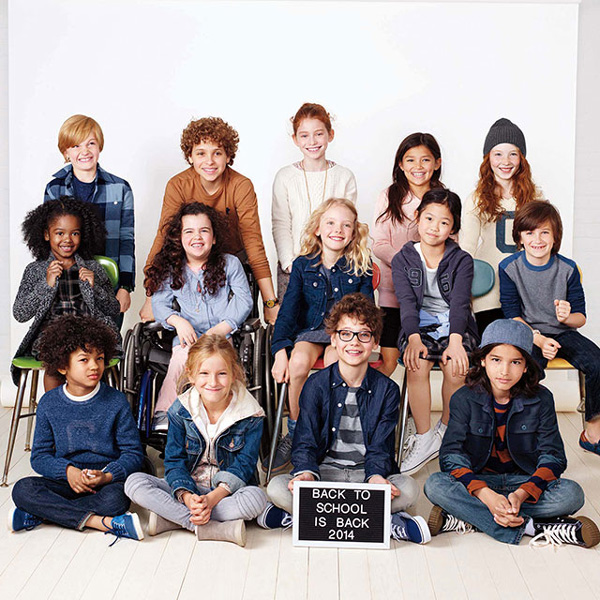 Top of the Morning: New Gap Ad Has Parents of Special Needs Kids Talking